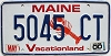 2000 Maine Lobster graphic # 5045 CT