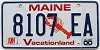 2000 Maine Lobster graphic # 8107 EA