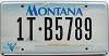 2000 Montana Truck graphic # 1T-B5789, Silver Bow County
