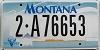 2000 Montana graphic # 2-A76653, Cascade County