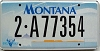 2000 Montana graphic # 2-A77354, Cascade County