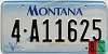 2000 Montana graphic # 4-A11625, Missoula County