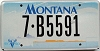 2000 Montana graphic # 7-B5591, Flathead County