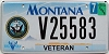 2000 Montana Big Sky Veteran graphic # V25583