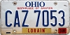 2000 Ohio Aviation graphic # CAZ-7053