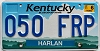 2001 Kentucky Cloud graphic # 050-FRP