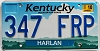 2001 Kentucky Cloud graphic # 347-FRP