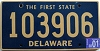 2001 Delaware First State # 103906
