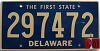2001 Delaware First State # 297472