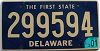 2001 Delaware First State # 299594