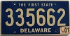 2001 Delaware First State # 335662