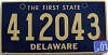 2001 Delaware First State # 412043