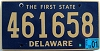 2001 Delaware First State # 461658