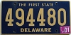 2001 Delaware First State # 494480