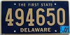 2001 Delaware First State # 494650