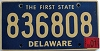 2001 Delaware First State # 836808