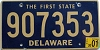 2001 Delaware First State # 907353