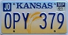 2001 Kansas Wheat graphic # OPY-379, Johnson County