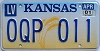 2001 Kansas Wheat graphic # OQP-011, Leavenworth County