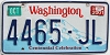 2001 Washington # 4465-JL