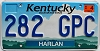 2002 Kentucky Cloud graphic # 282-GPC