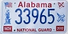 2002 Alabama National Guard graphic # 33965