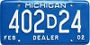 2002 Michigan Dealer # 402D24