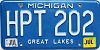 2002 Michigan # HPT-202