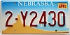 2002 Nebraska graphic # Y2430, Lancaster County