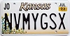 2003 Kansas Sunflower graphic # NVMYGSX, Johnson County