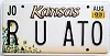 2003 Kansas Sunflower graphic # R U ATO, Johnson County