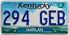 2003 Kentucky Cloud graphic # 294-GEB