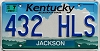 2003 Kentucky Cloud graphic # 432-HLS