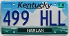 2003 Kentucky Cloud graphic # 499-HLL