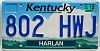 2003 Kentucky Cloud graphic # 802-HWJ