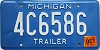 2003 Michigan Trailer #4C6586