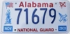 2003 Alabama National Guard graphic # 71679