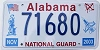 2003 Alabama National Guard graphic # 71680