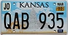 2003 Kansas Recreational Vehicle graphic # QAB-935, Johnson County