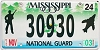 2003 Mississippi National Guard # 30930