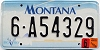 2003 Montana graphic # 6-A54329, Gallatin County