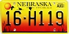 2003 Nebraska graphic # H119, Seward County