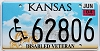 2004 Kansas Disabled Veteran graphic # 62806