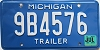2004 Michigan Trailer #9B4576