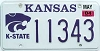 2004 Kansas State University graphic # 11343