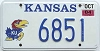 2004 Kansas University graphic # 6851