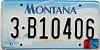 2004 Montana Big Sky graphic # 3B10406, Yellowstone County