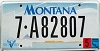 2004 Montana graphic # 7-A82807, Flathead County