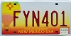 2004 New Mexico Balloon graphic # FYN401