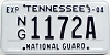 2004 Tennessee National Guard # 1172A